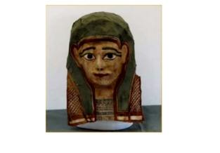 mascara de papiro esconde evangelho