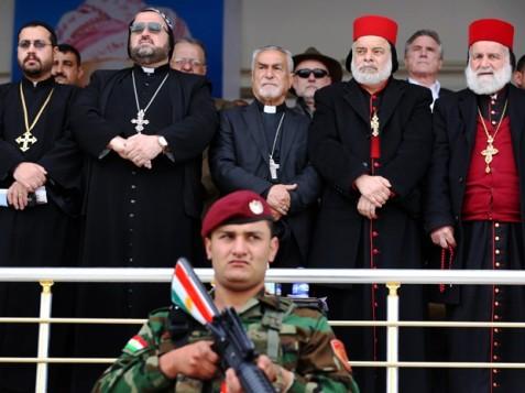 cristãos e a guerra