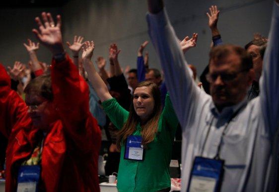 Igreja Presbiteriana aprova casamento gay