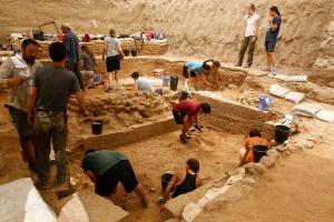 arqueologia filisteus ashkelom