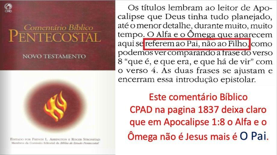 Quem é O Alfa Alef E O ômega Tav De Apocalipse 18 Tradução